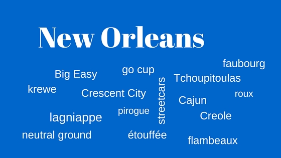 New Orleans Language