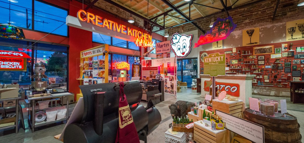 Southern Food and Beverage Museum in New Orleans, Louisiana
