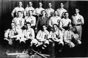 1902 New Orleans Pelicans Team Photo