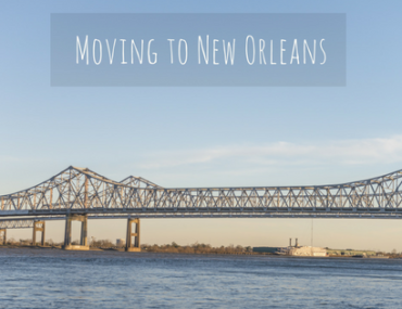 Moving to New Orleans Part 1